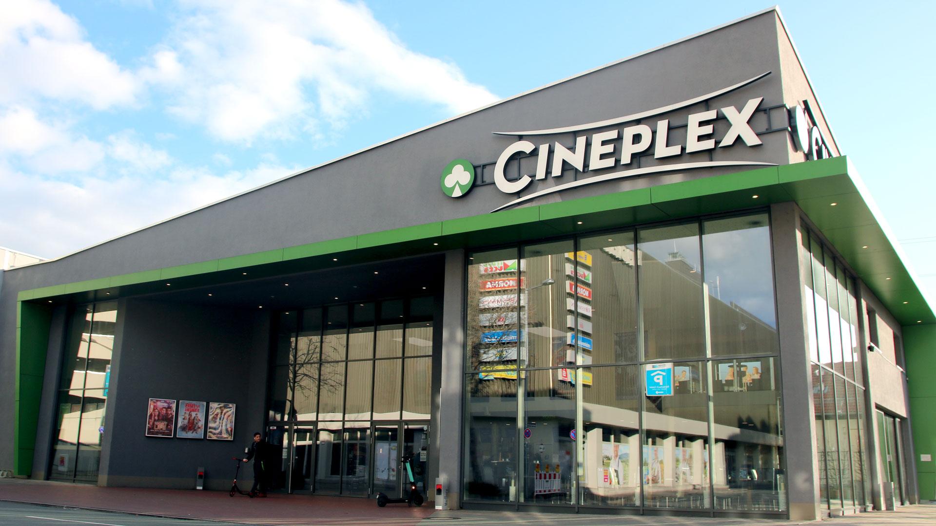 Cineplex Kino Fürth