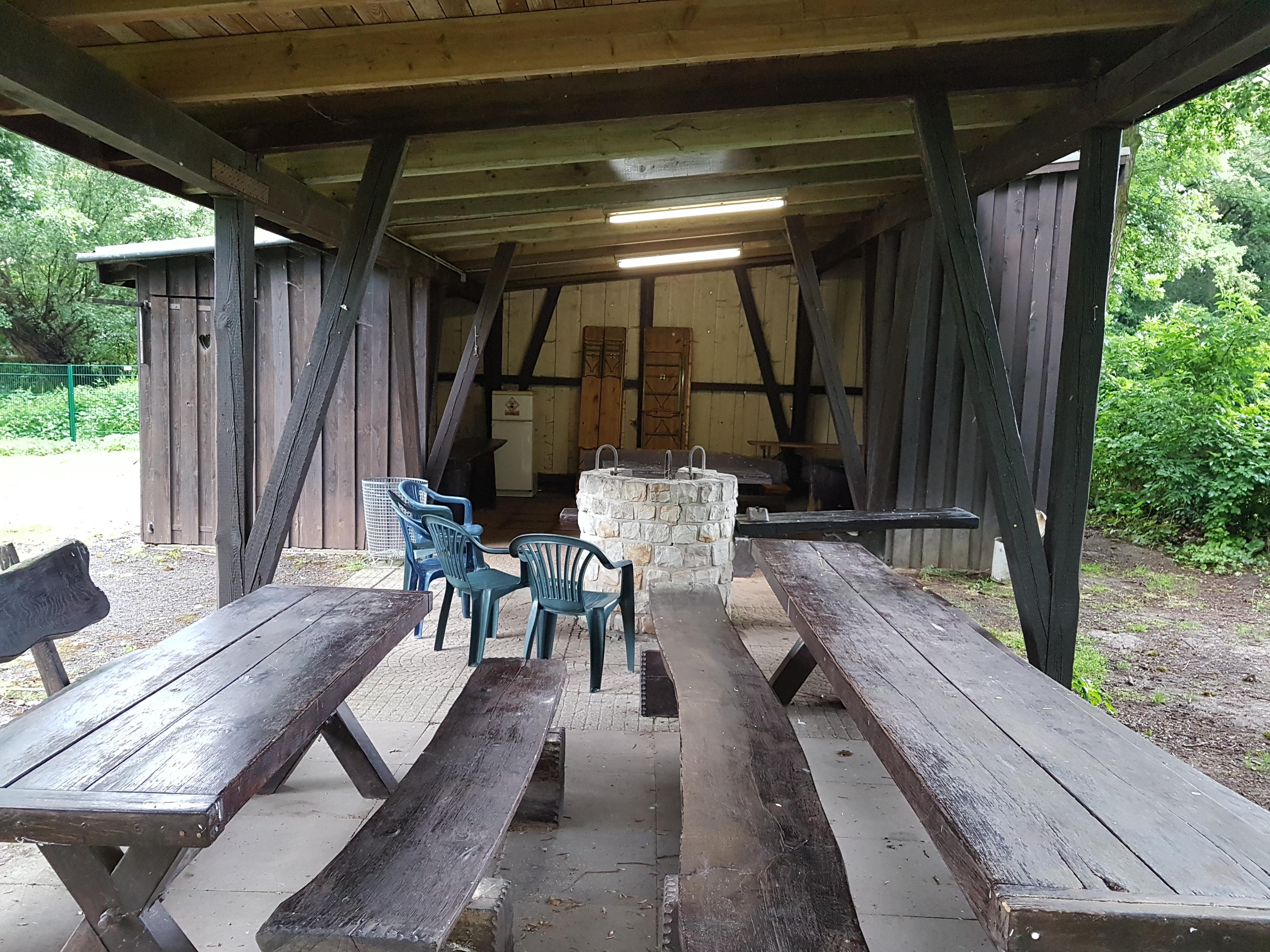 Grillhütte Hagenburg