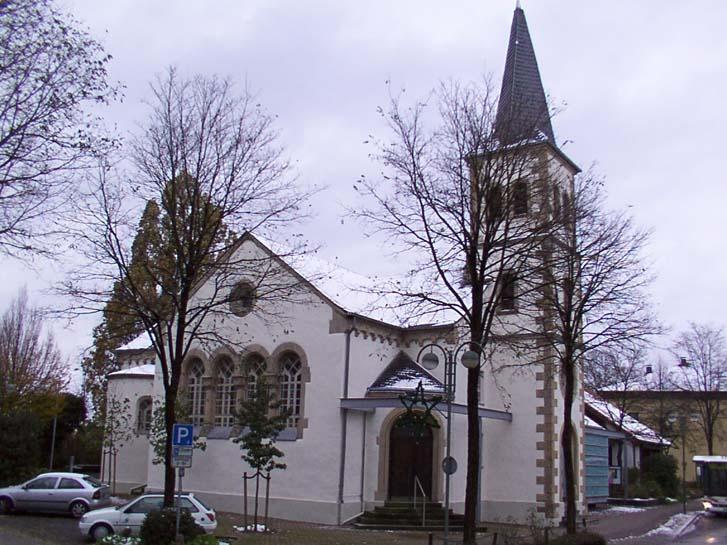 Evangelische Kirche Bad Lippspringe