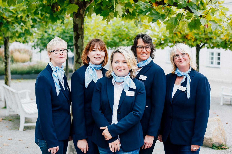 Staatsbad Salzuflen - Service Team Tourist Informationen