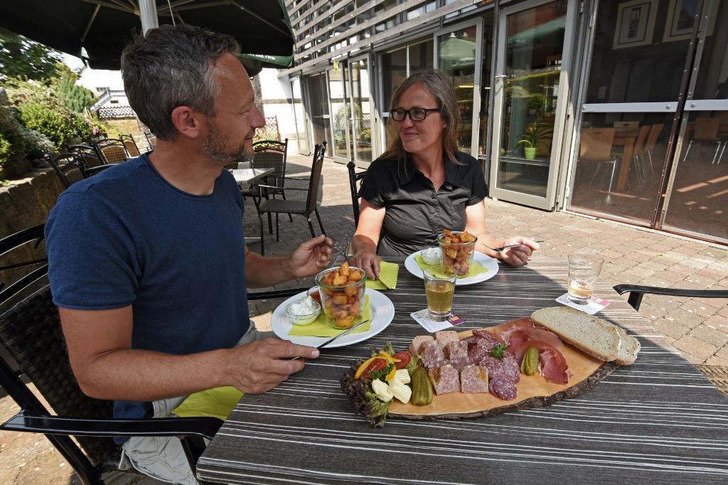 Deftige Brotzeit im Westfalen Culinarium