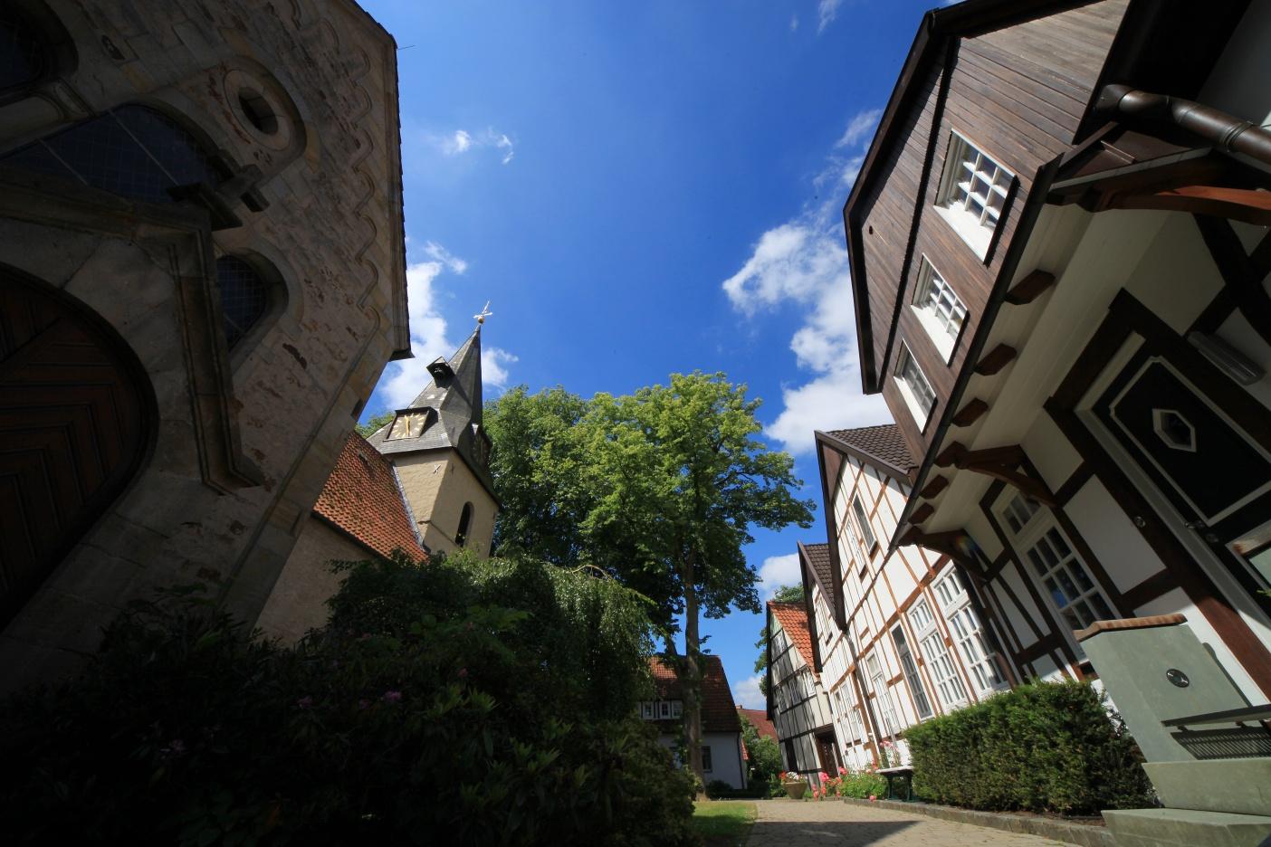Dorfkern Bockhorst