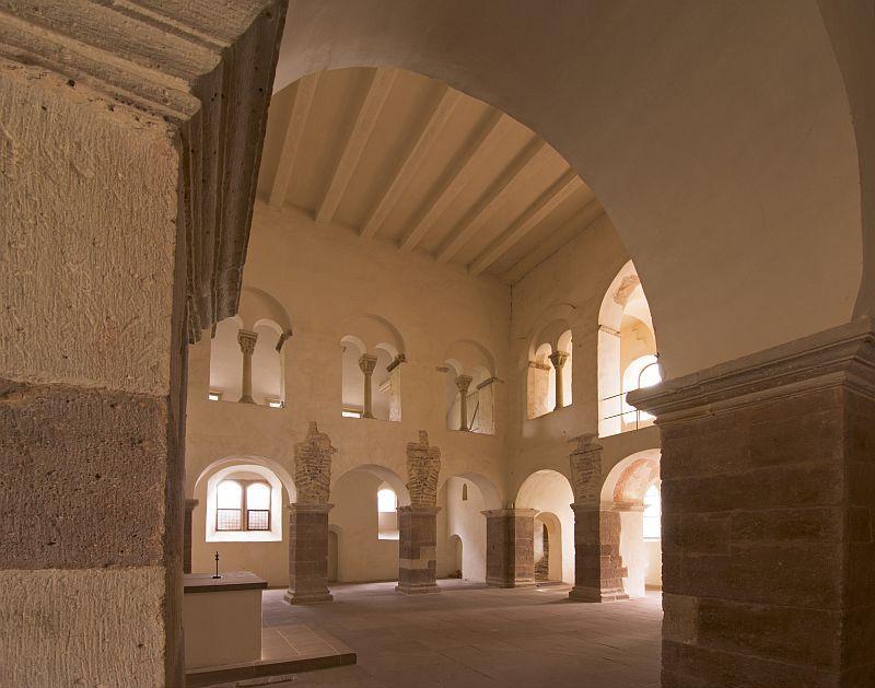 Westwerk Schloss Corvey