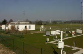 Wetterstation (Deutscher Wetterdienst) Bad Lippspringe