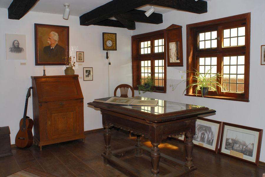 Webermuseum von Innen