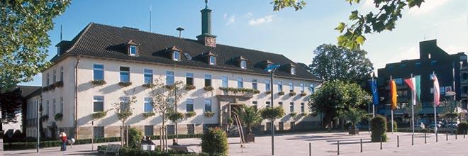 Rathaus Bad Lippspringe