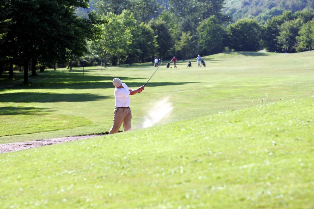 Golfer in Bad Driburg