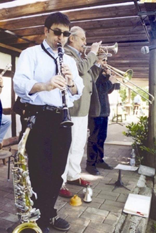 Kultur und gute Laune für die ganze Familie im Farmhouse Jazzclub