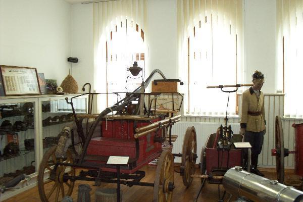 Feuerwehrmuseum Schröttinghausen