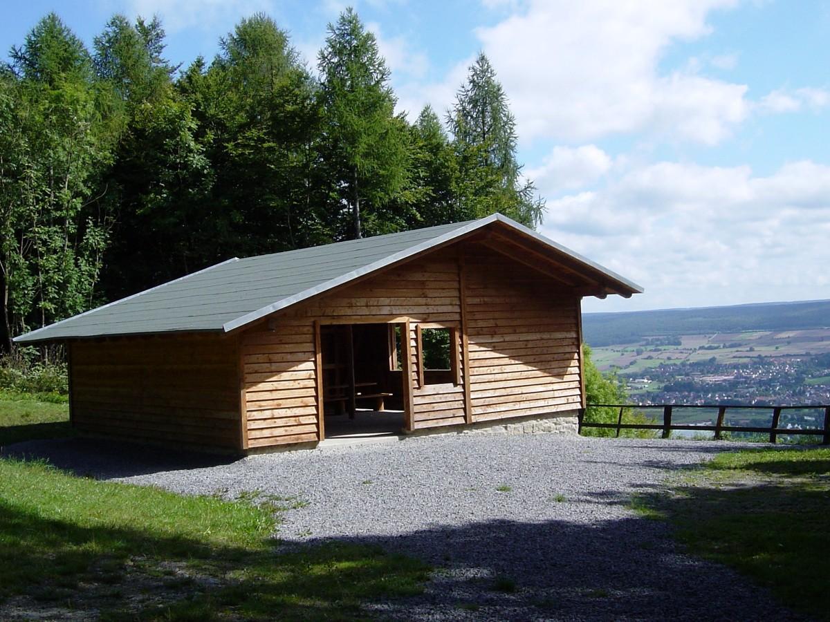 Brunsberghütte auf dem Brunsberg
