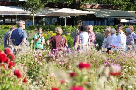Führungen im Gartenschau-Gelände Bad Lippspringe