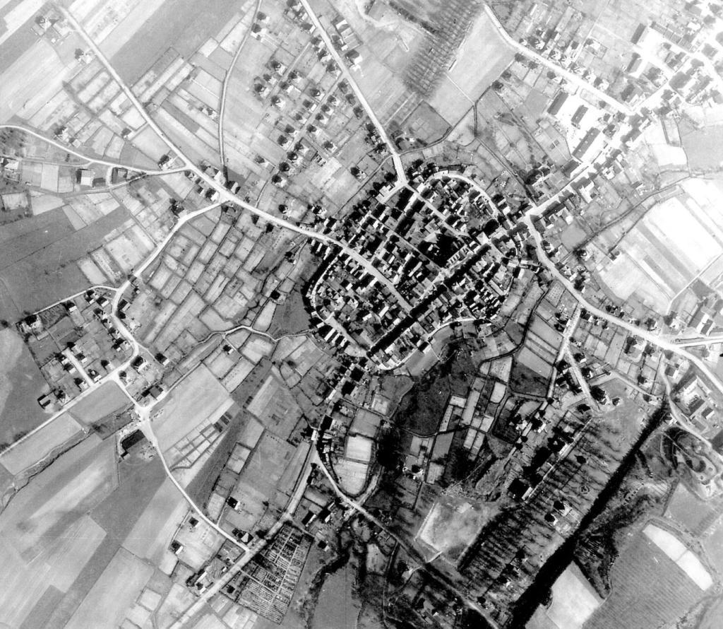 Luftaufklärungsfoto