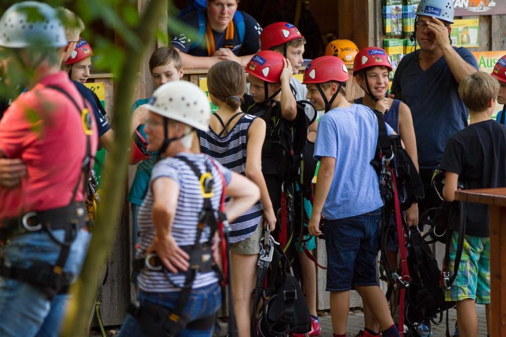 Kletterpark Bielefeld