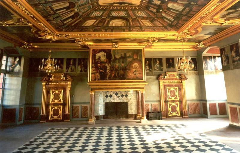 Rittersaal Schloss Iburg