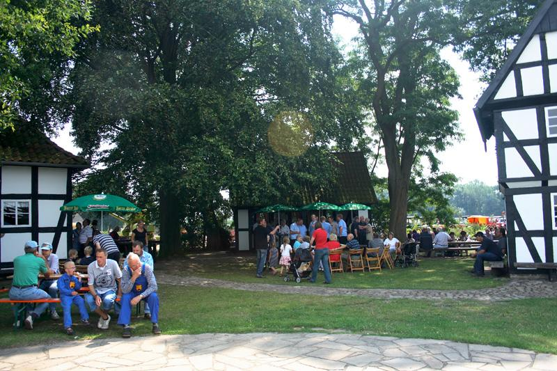 Kolthoffsche Hofmahlmühle Levern Mahl- und Backtag