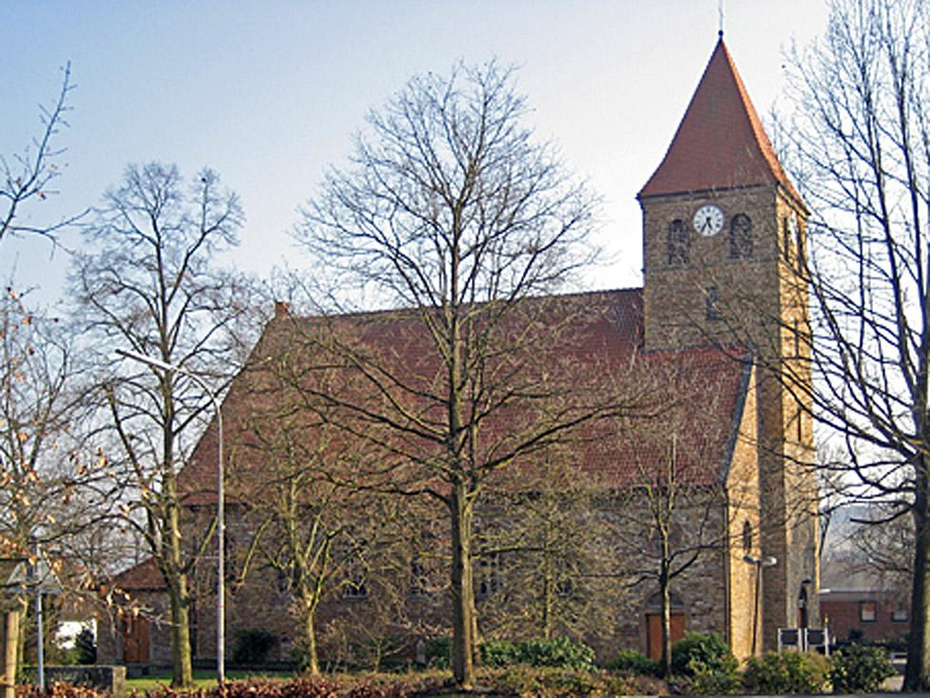 Kirche Kirchlengern