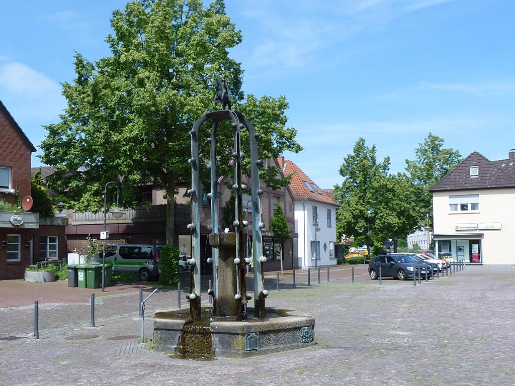 Widukindbrunnen