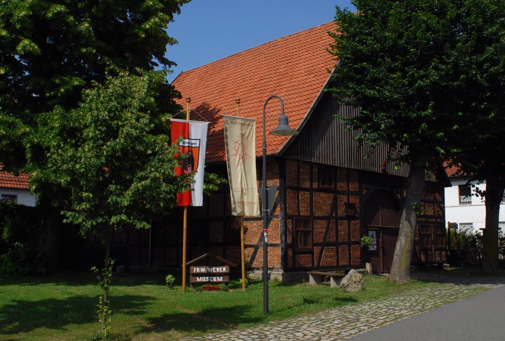 Friedrich-Wilhelm-Weber Museum