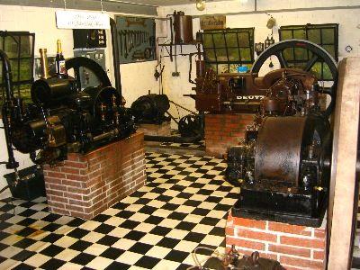 Motorenmuseum der Familie Pott