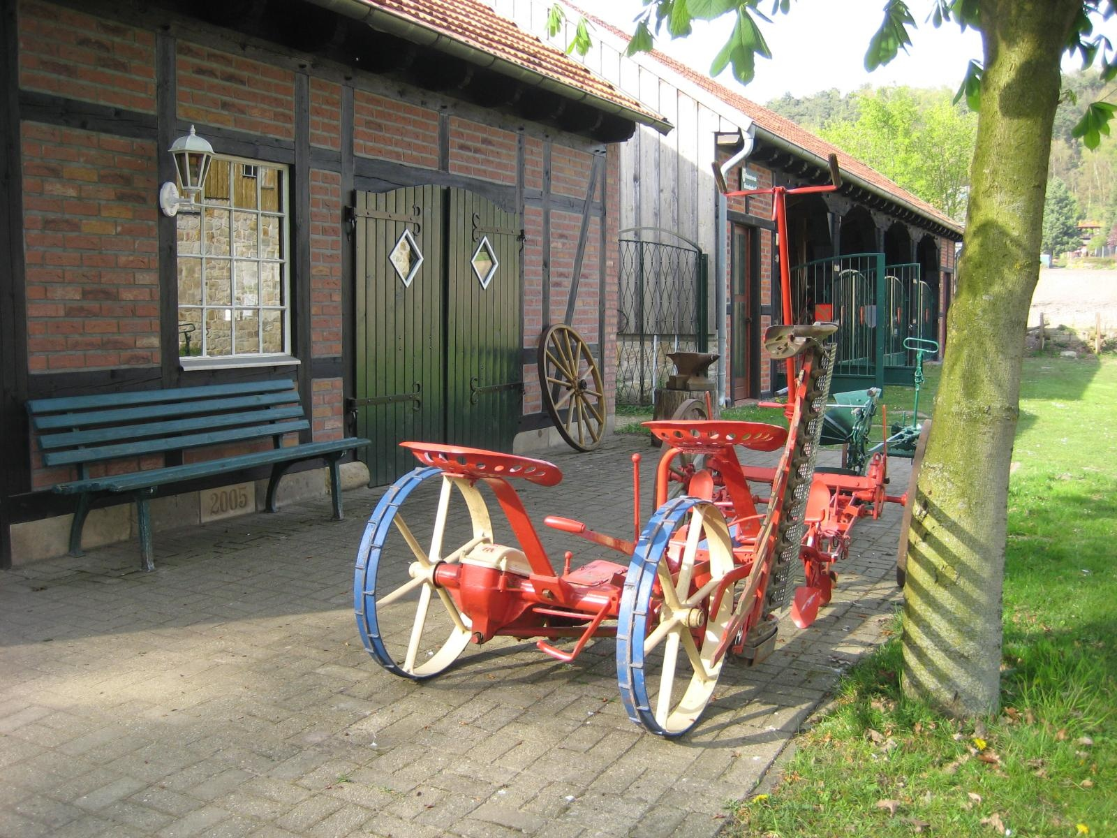 Landmaschinenmuseum Hörstel