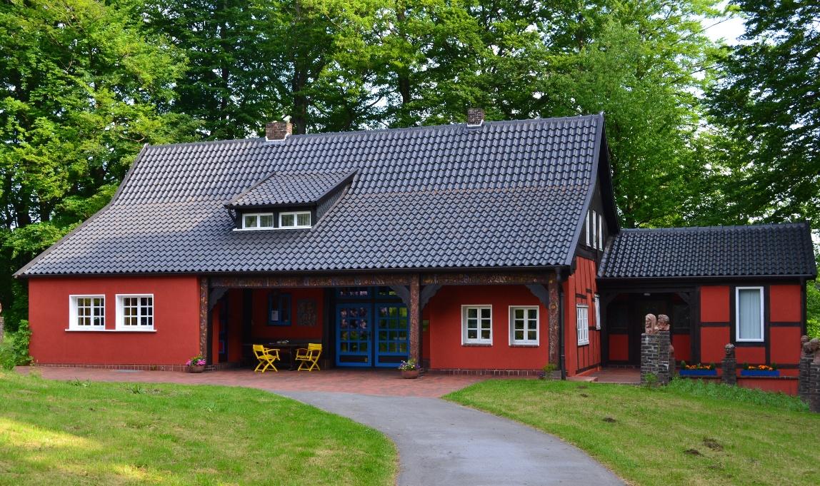 Eltern- und Künstlerhaus von Peter August Böckstiegel