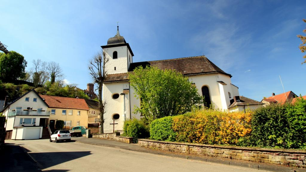 katholische Pfarrkirche St. Bartholomäus
