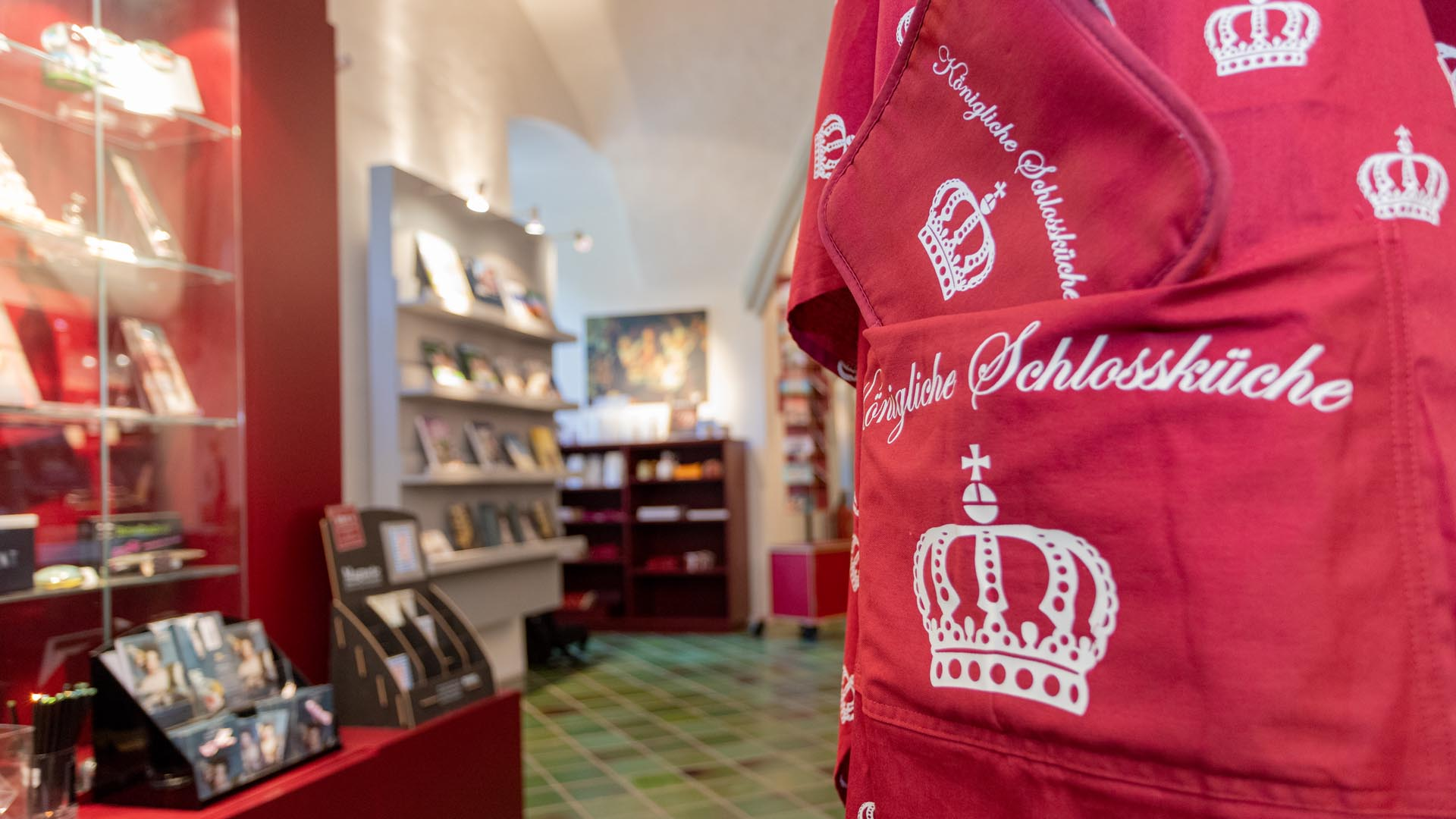 Residenzmuseum Celle, Museumsshop