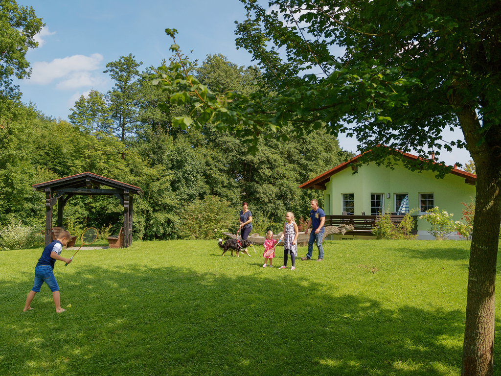 Landal Salztal Paradies in Bad Sachsa - Ferienhaus mit Garten