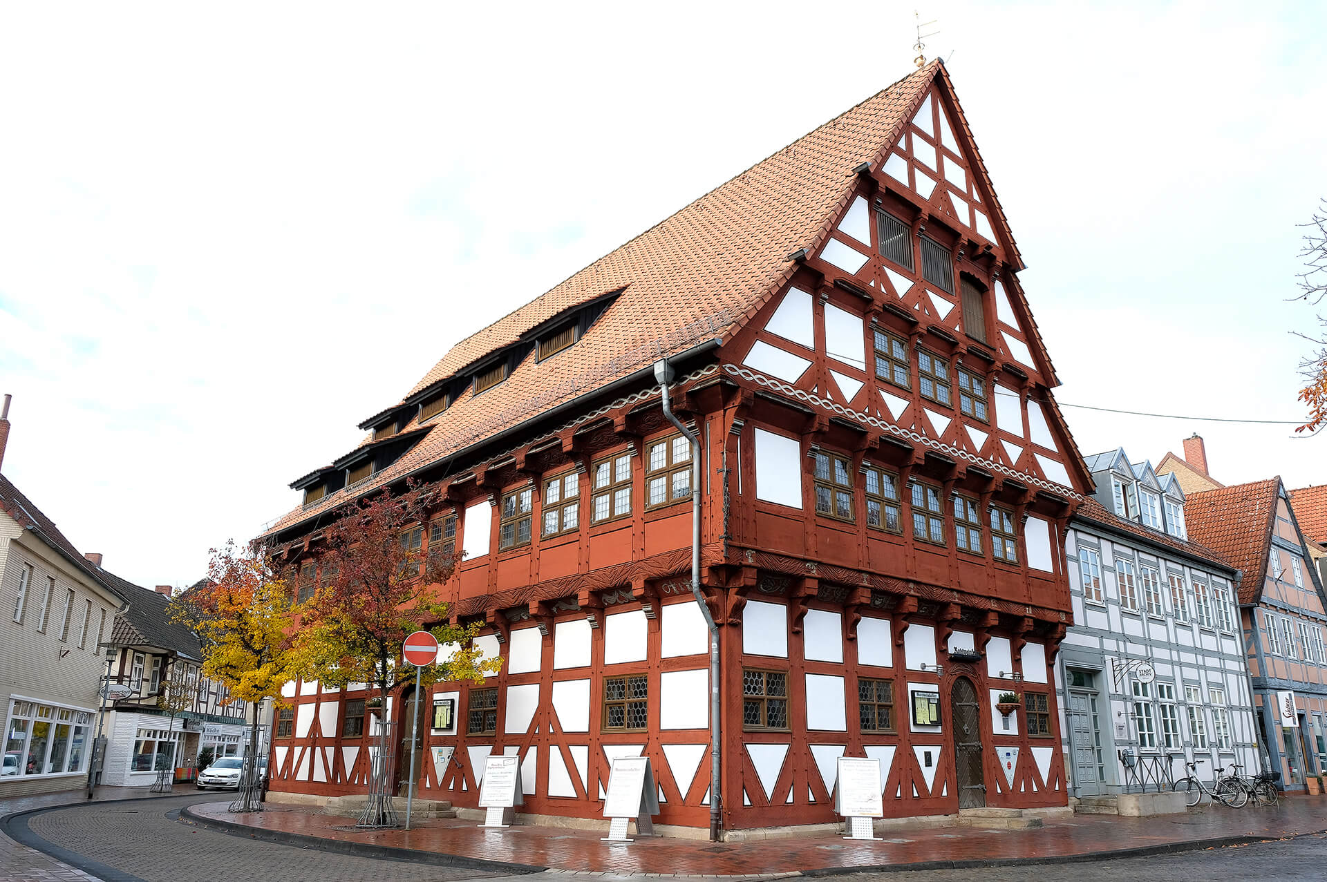 Altes Rathaus Gifhorn