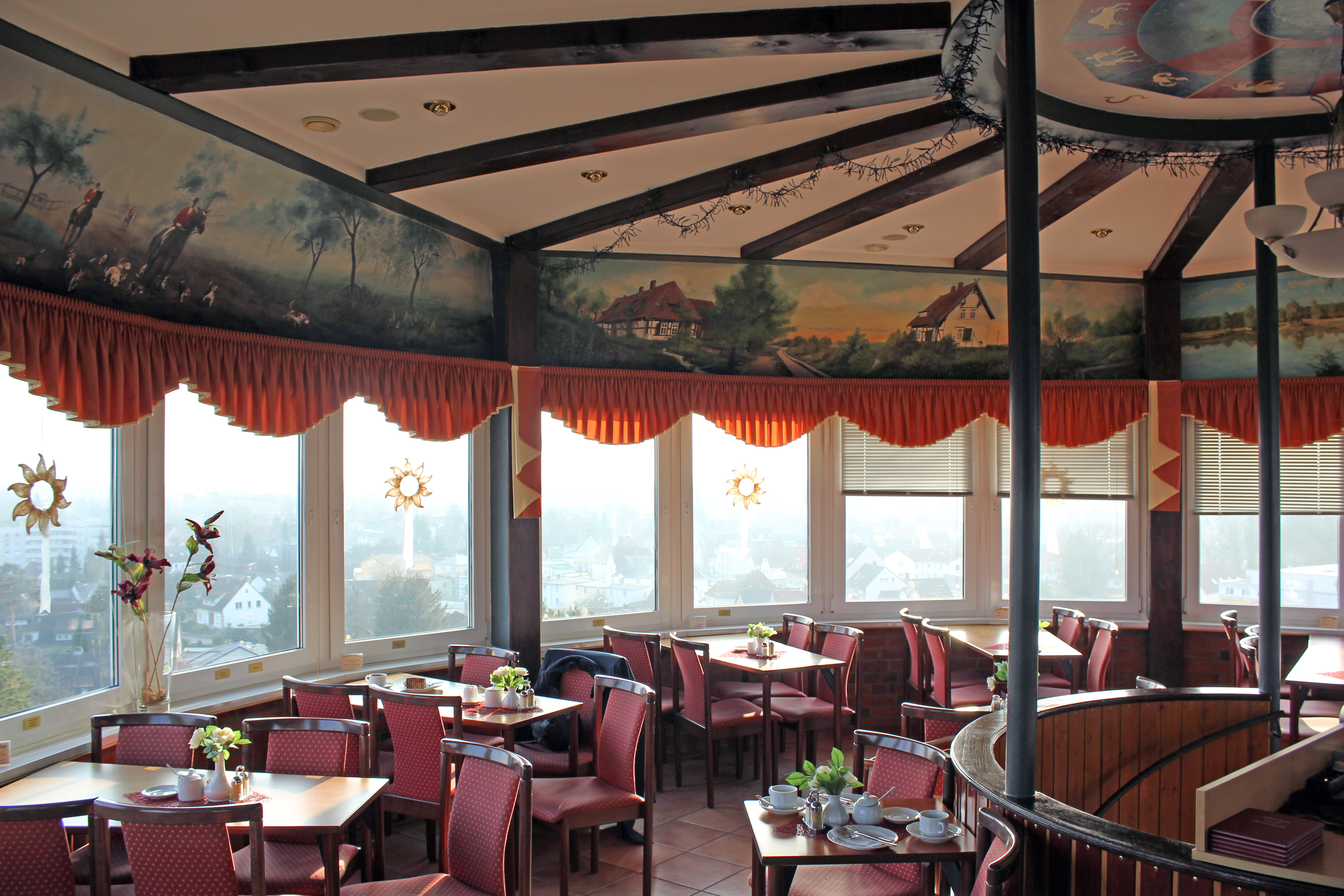 Café im Wasserturm