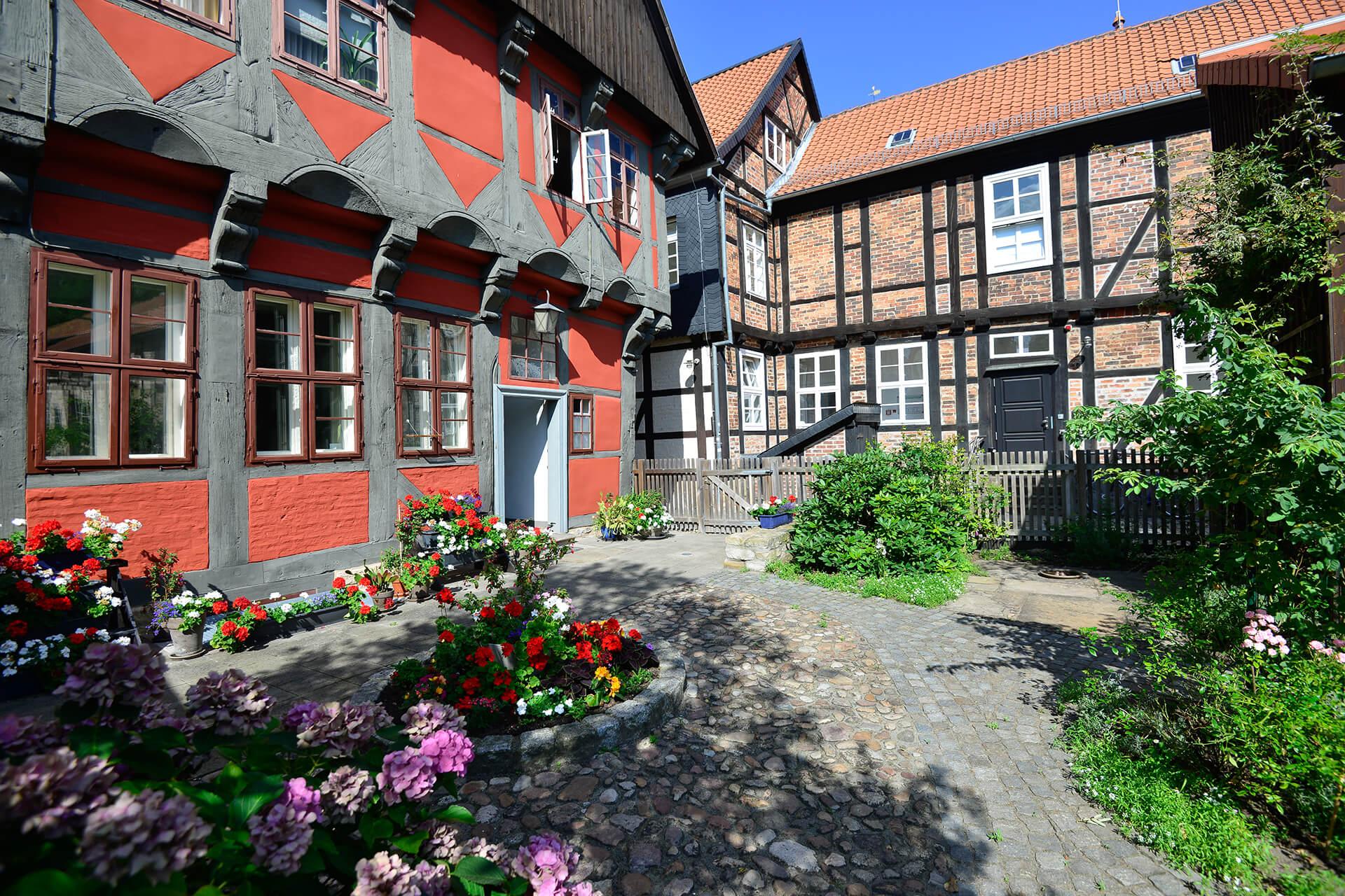 Garten am Kavalierhaus
