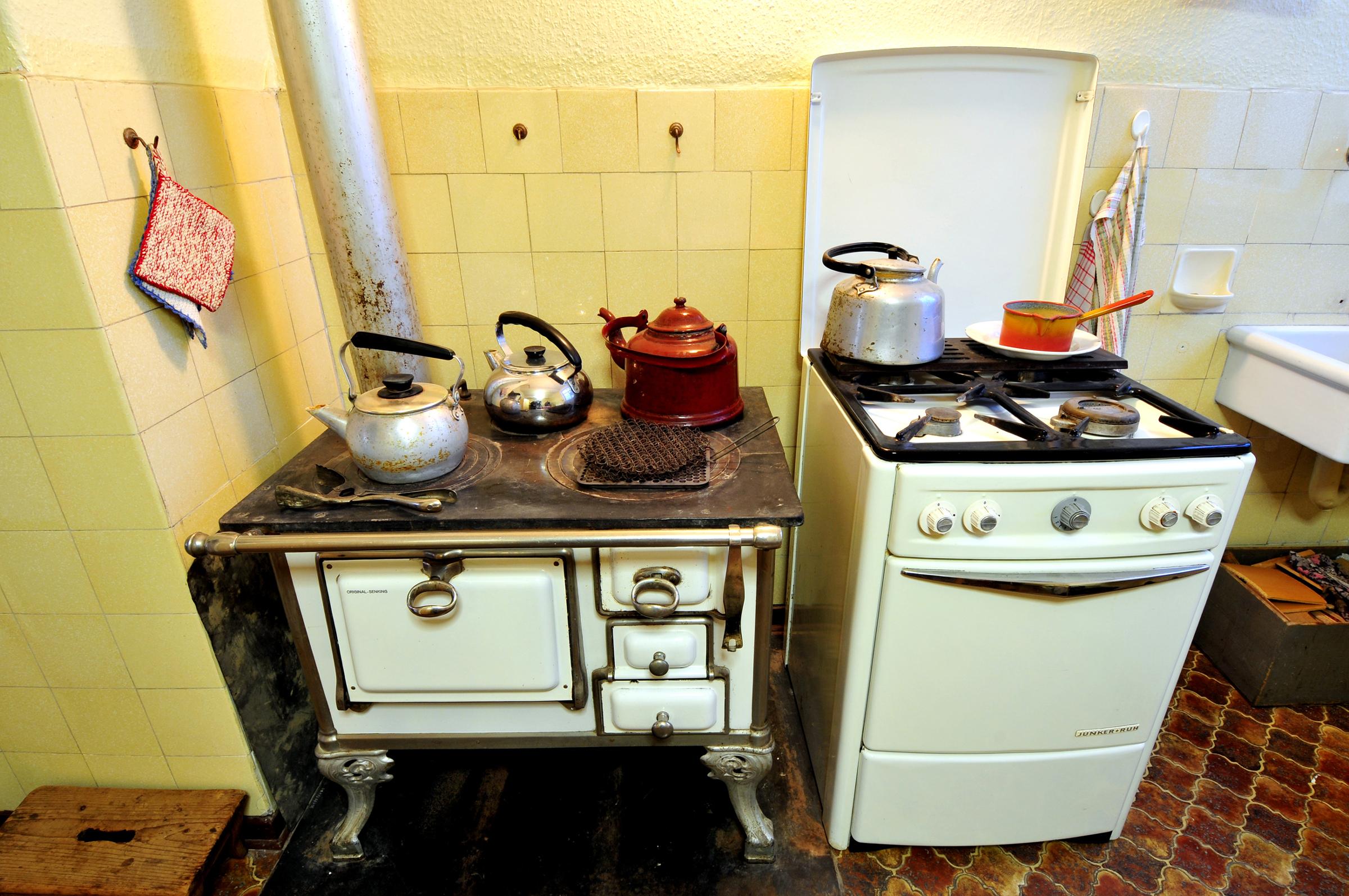 EMMA - Küche in der Museumswohnung