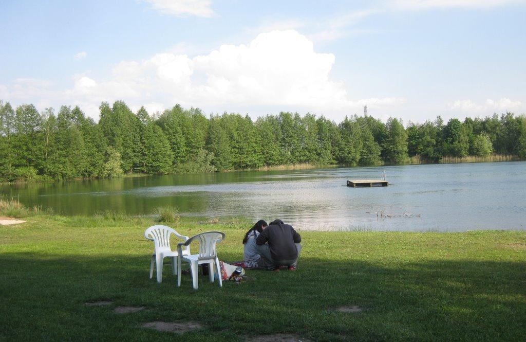 Campingplatz Beversee - See