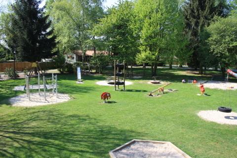 Campingplatz Waßmann - Spielplatz