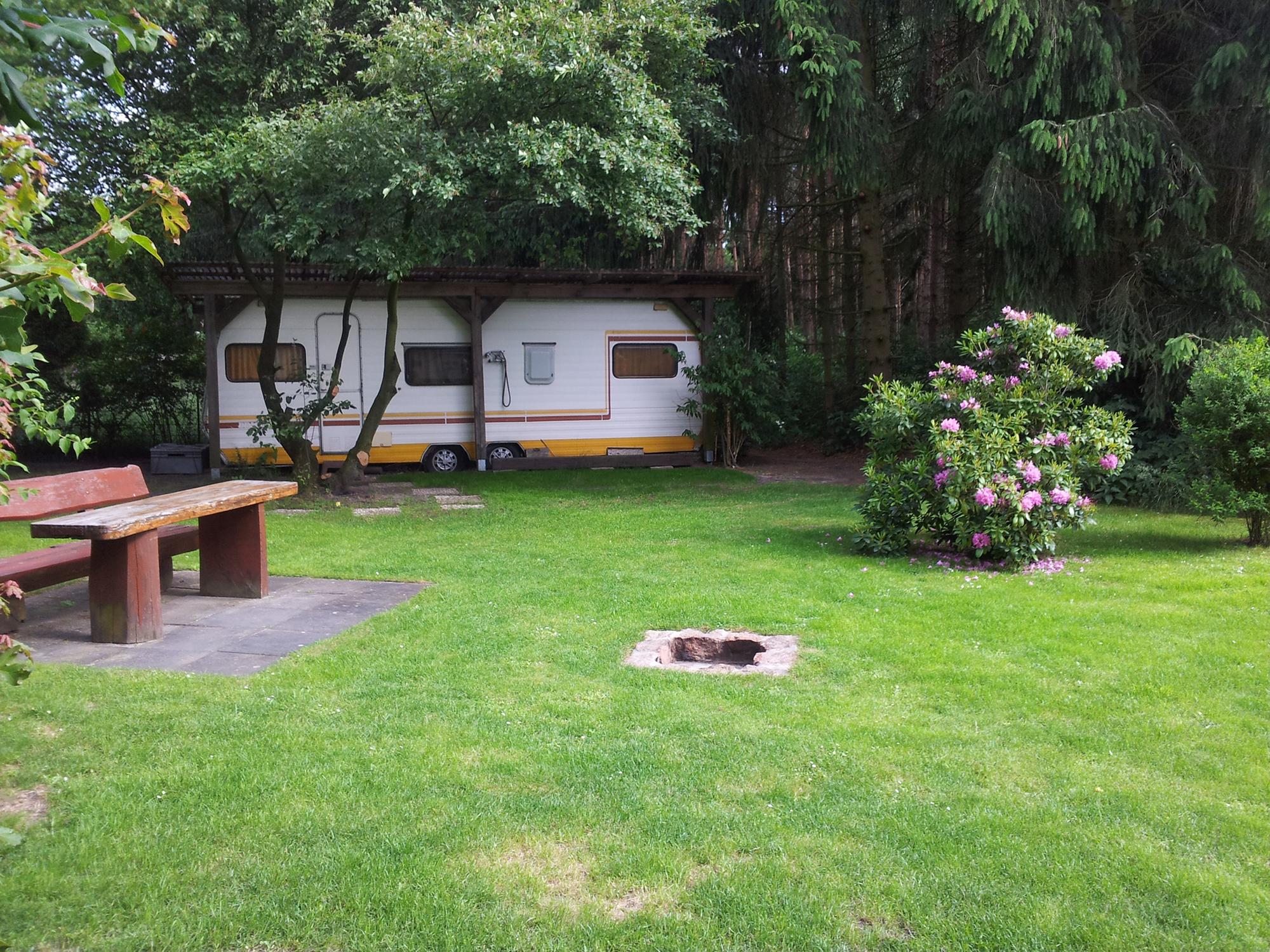 Campingplatz Alte Wassermühle - Stellplatz