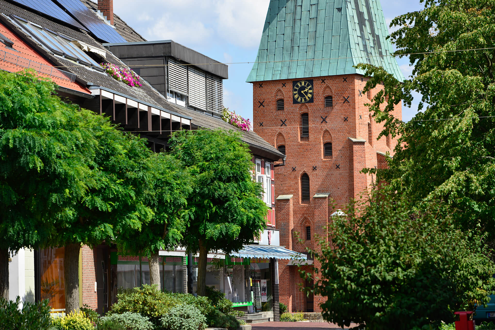 Wittinger St. Stephanuskirche