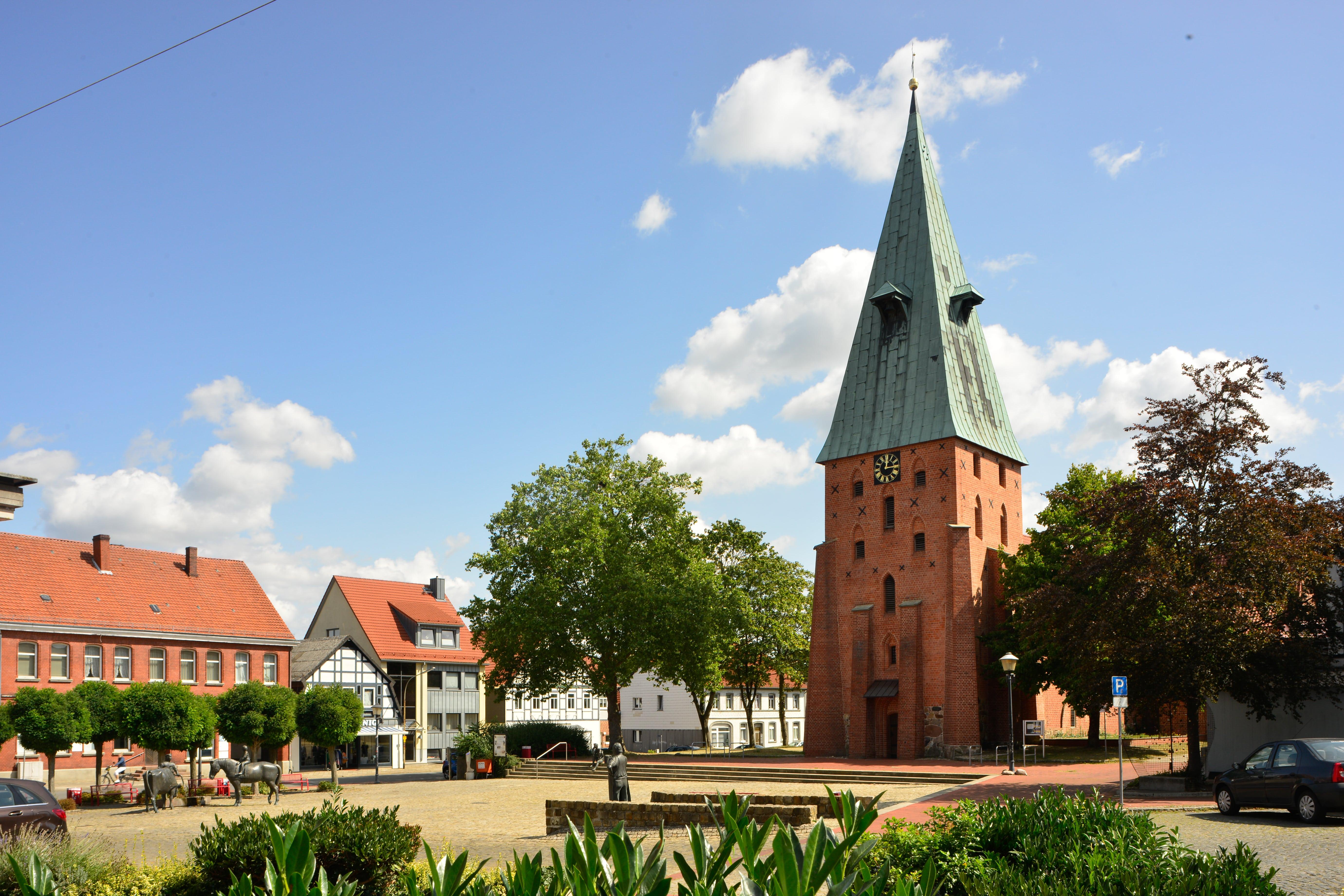 St. Stephanuskirche in der Wittinger Altstadt
