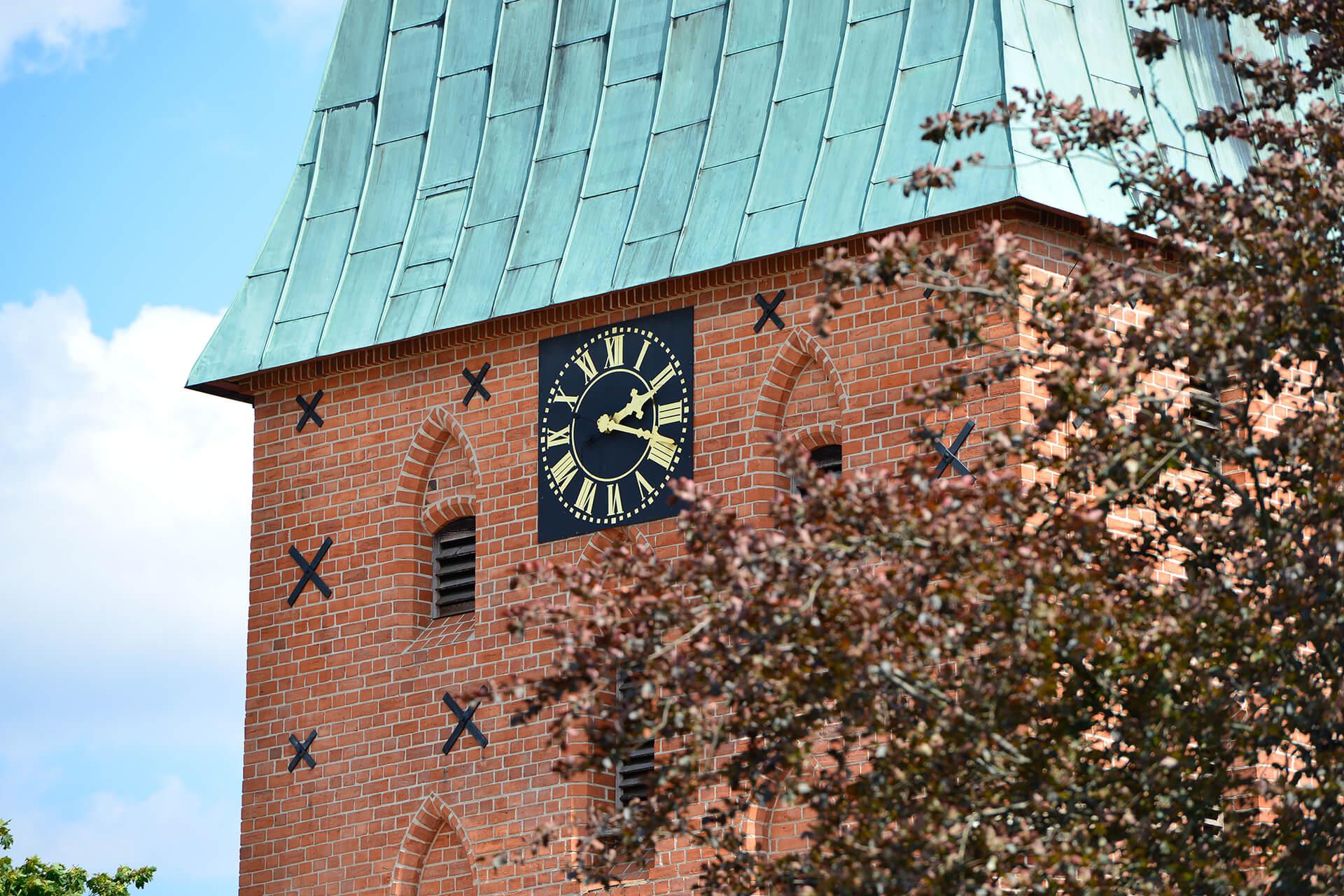 Kirchturm St. Stephanuskirche