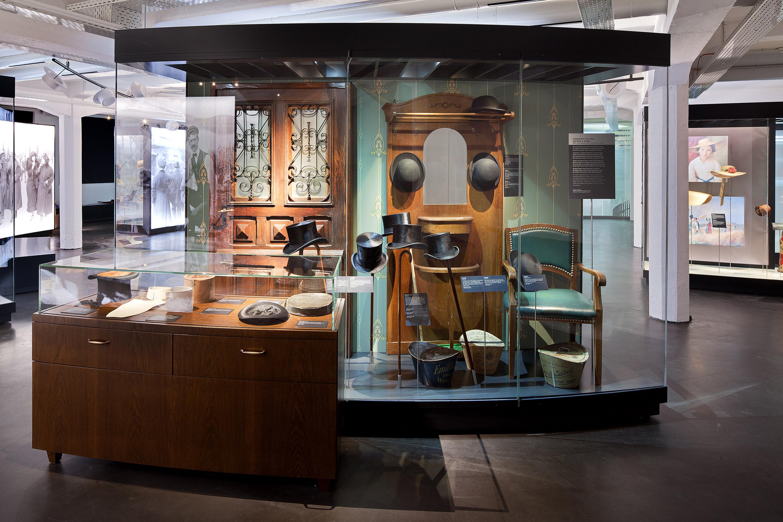 Zylinder - Deutsches Hutmuseum
