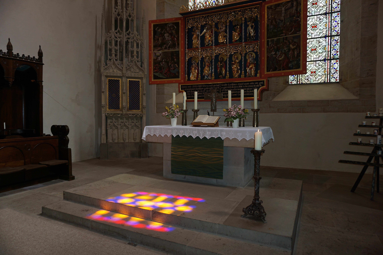 Altar Stiftskirche Loccum