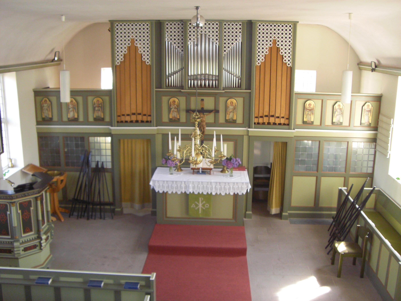 Fachwerk-Kapelle Winzlar