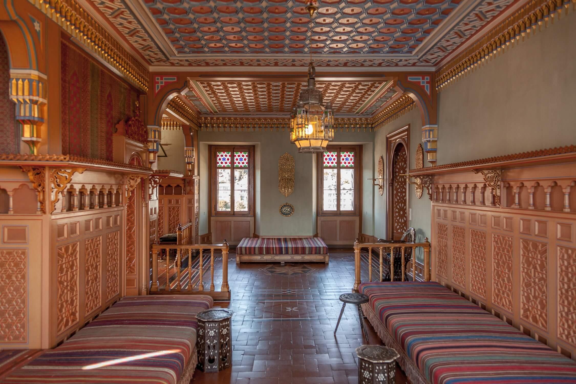 oberhofen-schloss-museum-orientalischer-rauchsalon