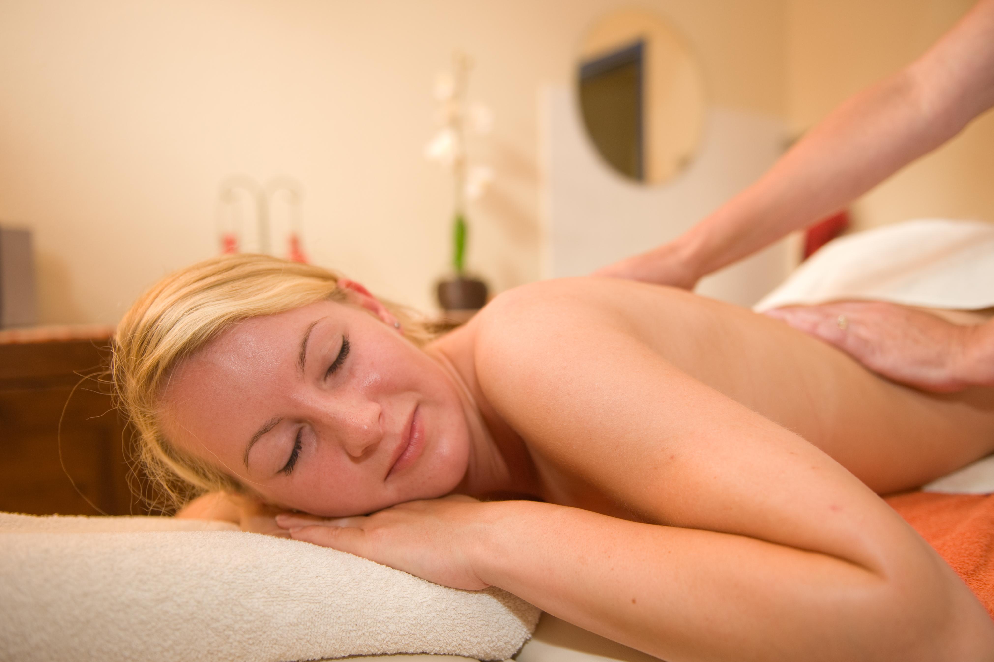 Massagen im Therapie- und Wellnesszentrum Dornumersiel