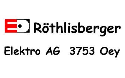 Röthlisberger Elektro AG
