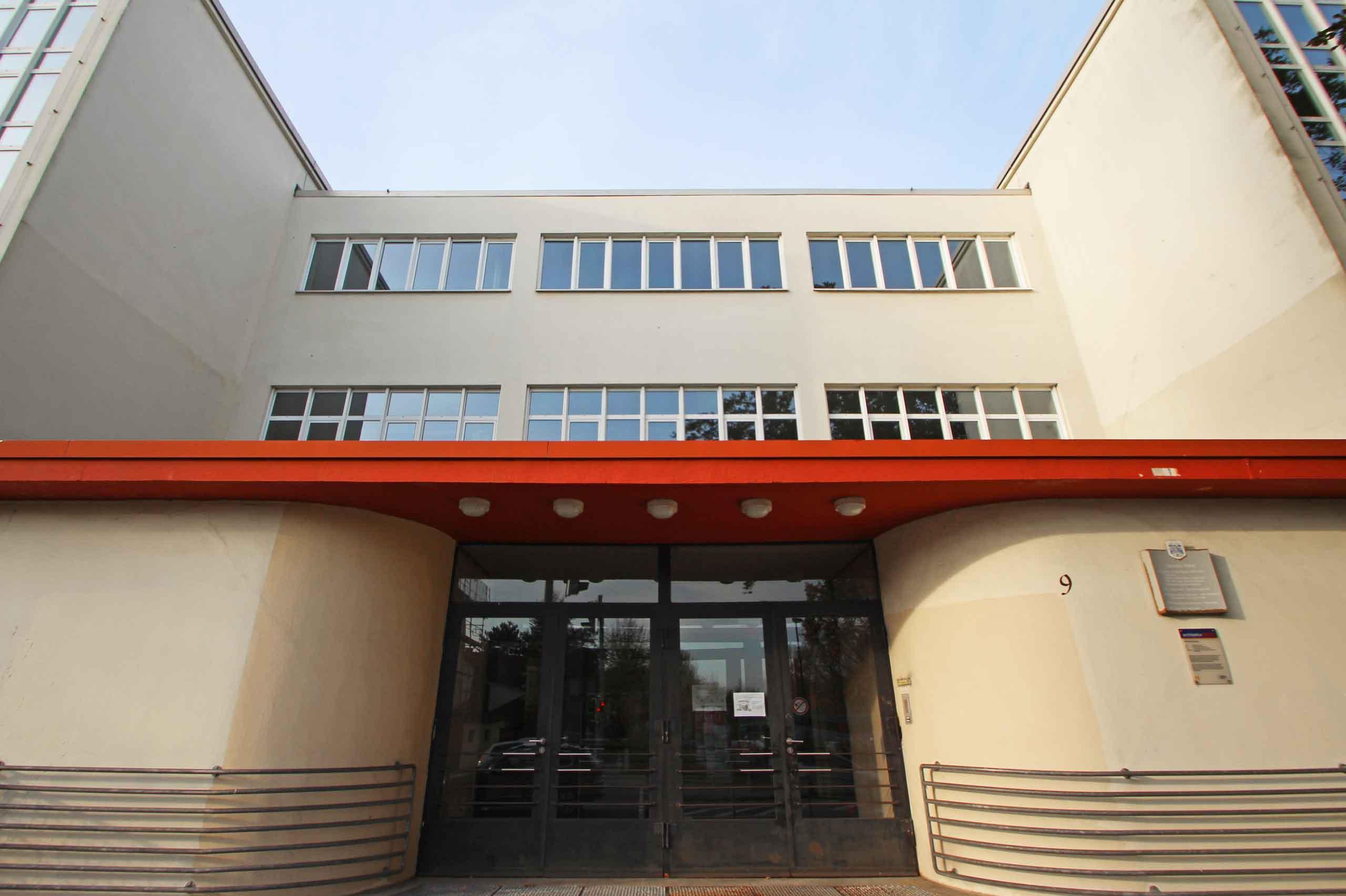 Altstädter Schule in Celle, Eingang