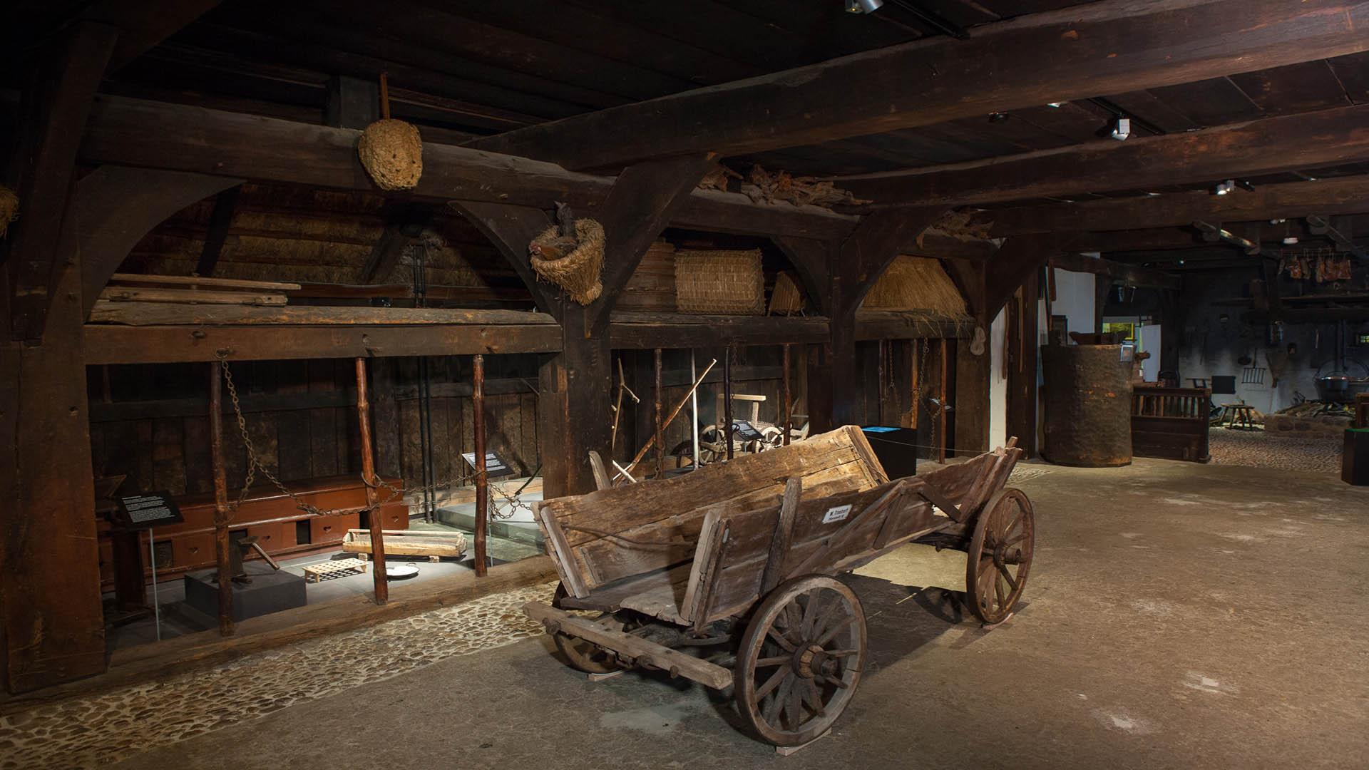 Bomann-Museum Celle, Bauernhaus