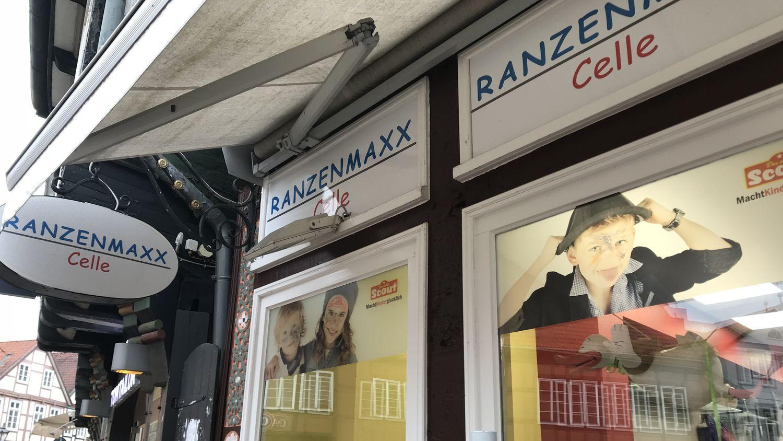 Ranzenmaxx in Celle, außen