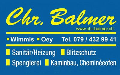Chr. Balmer Installationsbetrieb