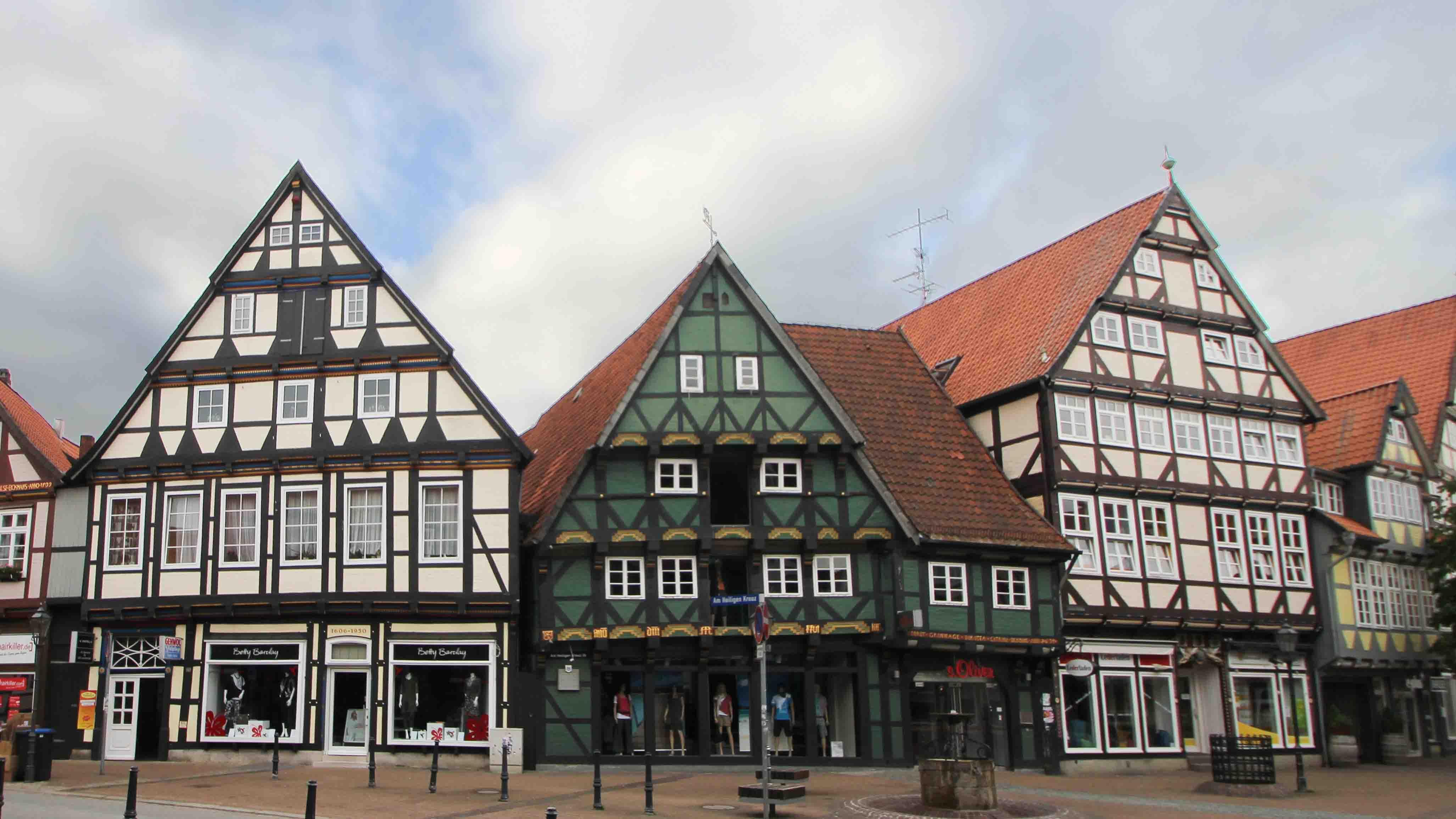 Ältestes datiertes Haus in Celle