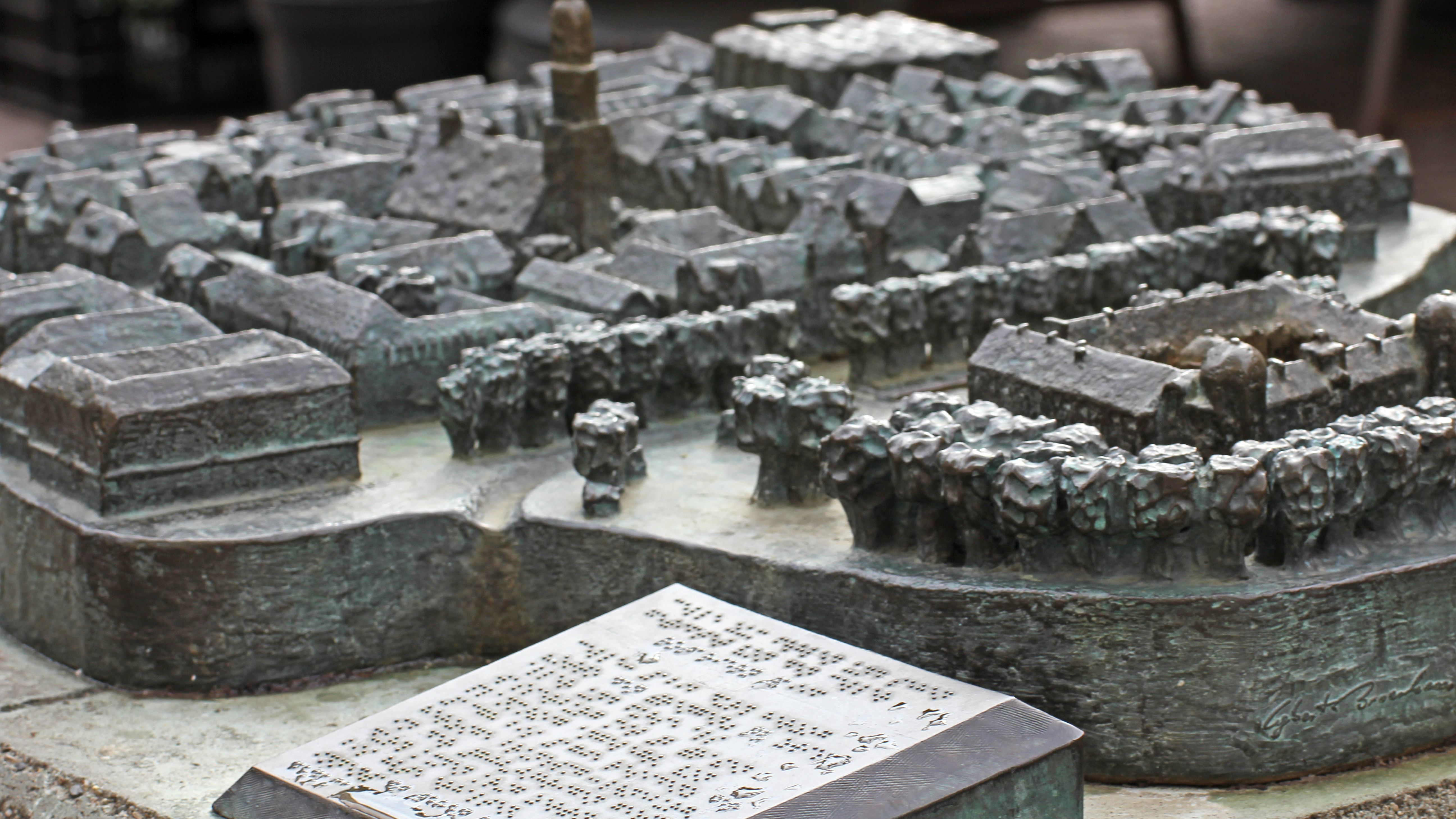 Stadtmodell von Celle